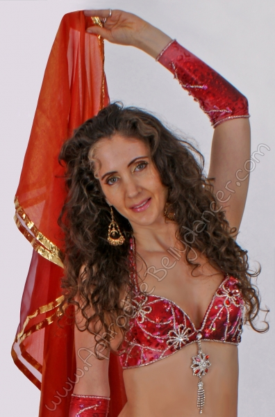 Aphrodite London UK Bellydancer